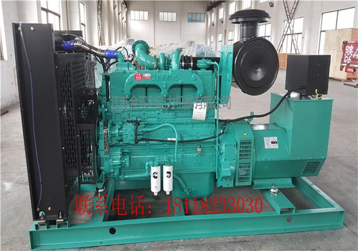 68KW沃尔沃柴油发电机机组厂家直销