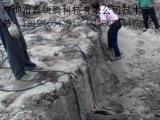 大型岩石分裂设备静爆劈石棒替代爆破