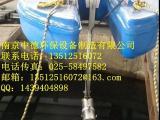 专业生产FJB浮筒式潜水搅拌机,玻璃钢浮筒,立式环流搅拌机