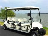 直销8座电动高尔夫球车,度假村观光车厂家