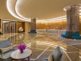 度假酒店艺术品设计-酒店石雕设计