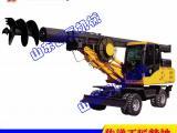 20米轮式旋挖钻机哪家强 巨匠直销360度操作无死角