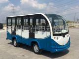 乡村旅游观光车|14座校园游览电动车