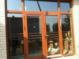 各种规格铝合金格条 门花装饰条 中空门装饰花管 门窗配件铝条