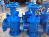 液动池底排泥阀 隔膜排泥阀 专业生产销售厂家