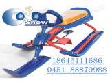 无动力方向雪橇厂家价格图片