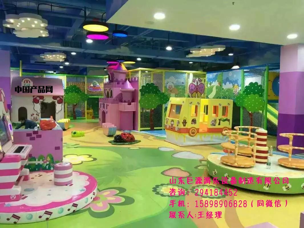 淘气堡价格 儿童城堡 室内游乐场 大型玩具 儿童乐园