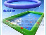 厂家直销游泳充气水池3米充气水池图案可爱欢迎订购