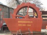 洗净度高单轴双螺旋洗砂机筛沙机报价参数厂家供应商|裕洲机械