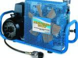 消防呼吸用气MCH6充气泵 意大利mch6食品级别充气泵