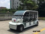电动6座旅游观光车|四轮公园游览车
