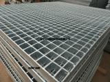 污水处理钢格板 插接钢格板 池沟盖板 踏步板