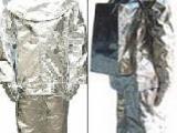 耐高温消防隔热服 铝箔连体式隔热服批发价格 钢厂隔热服