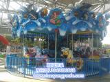 朝阳游乐专业生产豪华转马 儿童游乐设备 规格齐全 欢迎订购