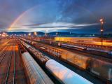 郑州到中亚五国铁路运输专线