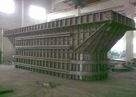 石台墩身模板  钢模板  桥梁模板
