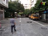 停车场划线,厂区划线,道路标线,学校道路,环氧地坪漆施工