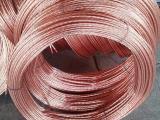铜包钢绞线的应用领域 惠丰铜包钢绞线截面积75mm2有现货