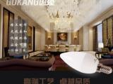 水晶吊灯/国强光电LED蜡烛灯/客厅餐厅灯具灯饰批发