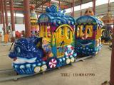 海洋轨道小火车、儿童轨道小火车、轨道小火车厂家