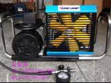 国产盖马特MCH-6系列空气呼吸器压缩机,呼吸器充气泵