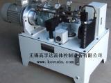 液压站-液压控制系统