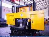 数控转角带锯床厂家 时代百超 H型钢方管锯切设备