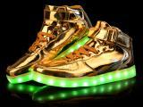 充电鞋充电灯