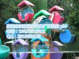 儿童游乐设施迷你观览车 旋转游乐设备 三和专业生产迷你观览车