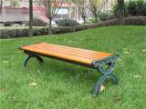 公园椅尺寸 防腐木古典公园椅耐腐蚀 宙锋科技