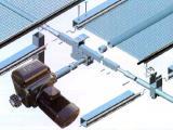 温室顶部齿轮齿条外遮阳系统