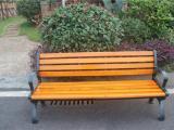 公园椅厂家定做 防腐木古典公园椅耐腐蚀 宙锋科技
