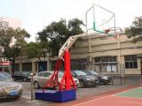 手动液压篮球架多少钱  哪个厂家生产手动液压篮球架