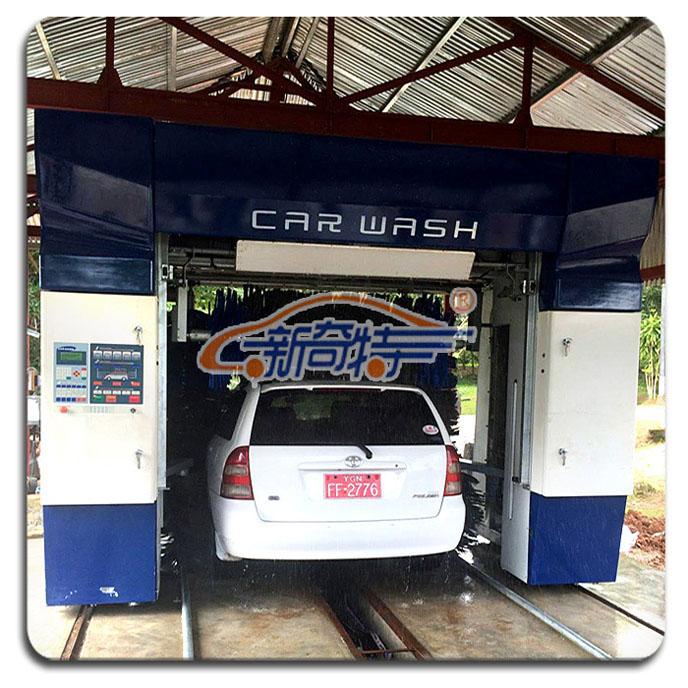 电脑洗车机新奇特洗车设备厂家