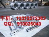 供应DN100衬四氟316L不锈钢法兰连接金属软管