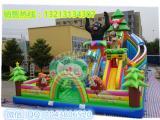 儿童充气城堡批发 大型充气玩具价格 充气蹦蹦床生产厂家