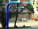 地埋圆管篮球架  地埋圆管篮球架哪个厂家生产