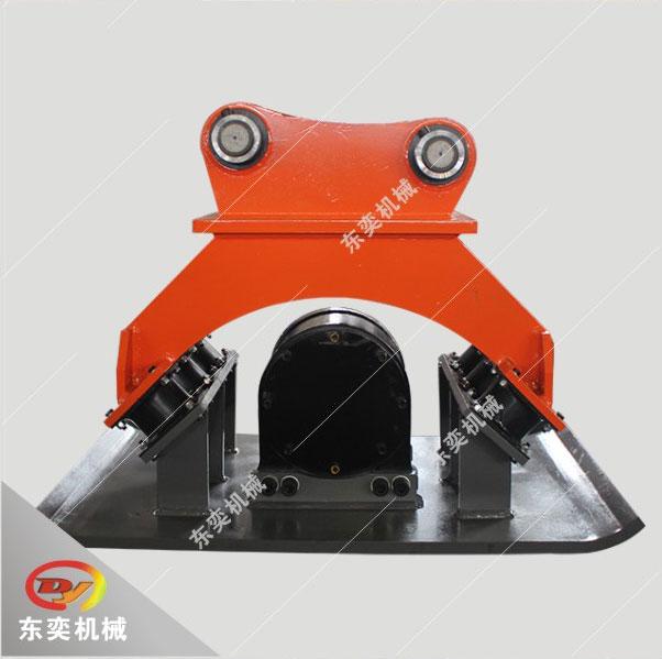 平板夯-挖掘机改装液压振动夯实器 打夯机图片