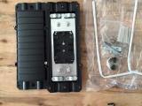PC2进2出接续包12芯光纤接续盒熔纤盒