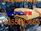 3吨全液压座驾压路机进口配置
