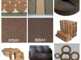 丁腈耐磨软木橡胶板耐油绝缘耐磨橡胶软木垫摩擦片