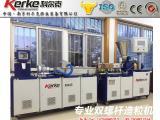 小型双螺杆20实验造粒机,PLC系统控制双螺杆实验造粒机