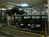 天马华源自动化立体停车库,自动化立体停车库工作原理,机械车库