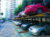 智能立体停车库,智能立体停车场,天马华源智能立体车库