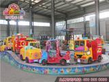 新款轨道爬山车 儿童游乐设备专业定制 轨道火车游乐设备直销