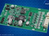 米石MISMI-汽车LED整体解决方案-蒙迪欧日行转向驱动