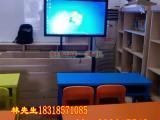 65寸10点触摸一体机幼儿园教学一体机交互白板