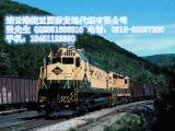 连云港到奇姆肯特国际铁路运输、进出口业务一级代理
