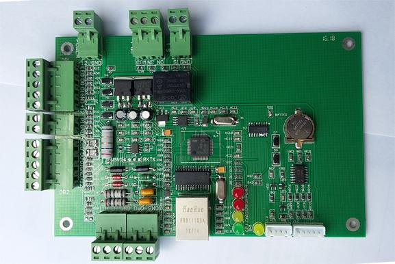 单元门禁系统780sz主板电路板