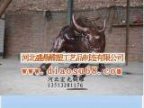 铜牛雕塑铸造厂家盛鼎